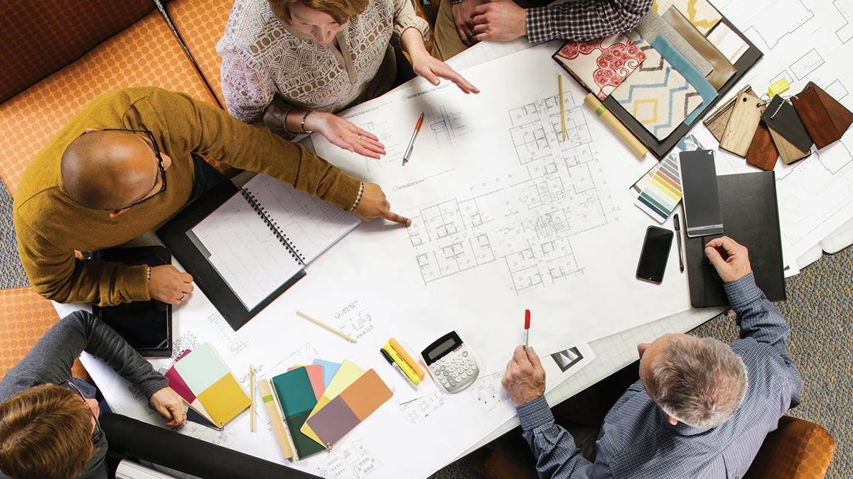 Direct Supply Aptura Designers with Floorplan