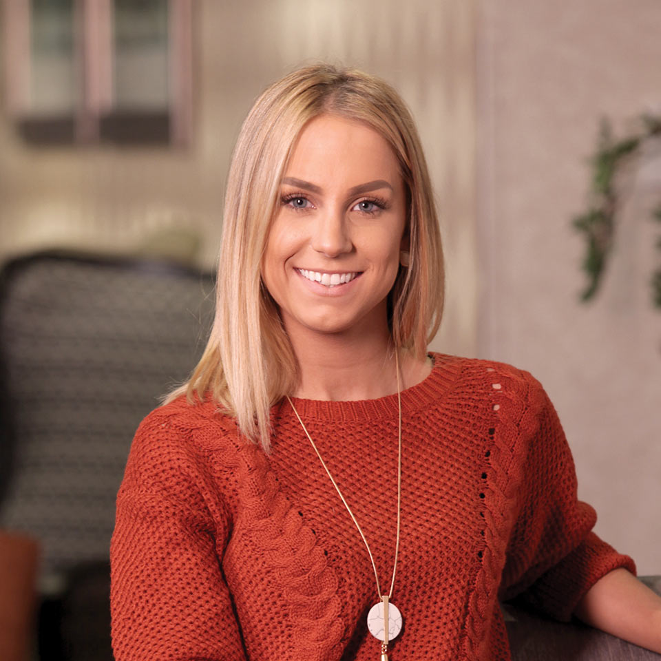Amber Kolacki bio picture