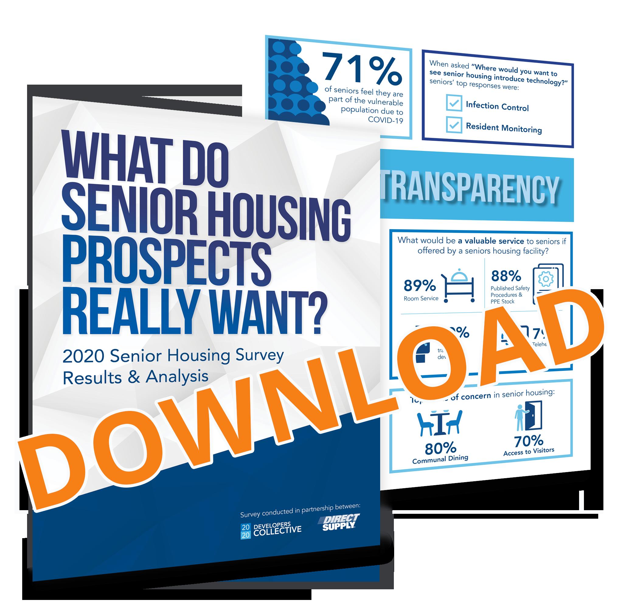 Senior Housing Survey Whitepaper